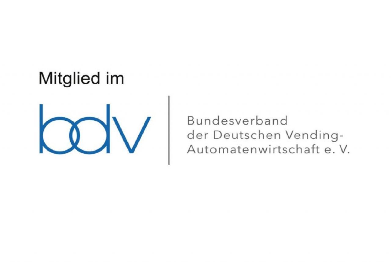 cocktail-box ist bdv Mitglied! bdv ist der Bundesverband der Deutschen Vending Automatenwirtschaft e.V.