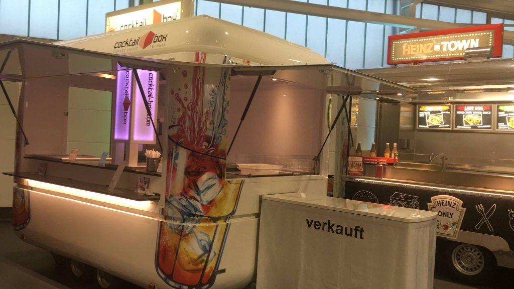 cocktail-box-Anhänger verkauft